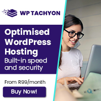 Optimised wordpress hosting